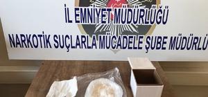 Uyuşturucu satıcılarına operasyon: 1 gözaltı