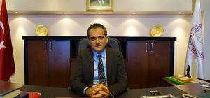 Rektör Prof. Dr. Mahmut Özer Ramazan Bayramını kutladı