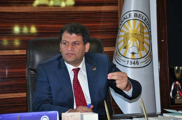 Akçakale Belediye Başkanı Abdülhakim Ayhan:
