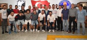 Meskispor yeni sezona iddialı hazırlanıyor