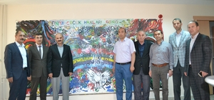 Aile ve Toplum Hizmetleri Genel Müdürü Örnek, Erzurum'da