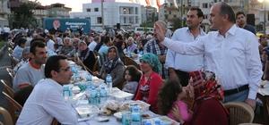 Pamukkale Belediyesi'nde ramazan farkı