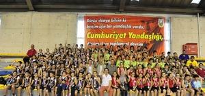 U12 ve U11 Basketbol Kırklareli Yerel Ligleri törenle kapandı