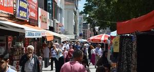 Kırıkkale'de bayram yoğunluğu