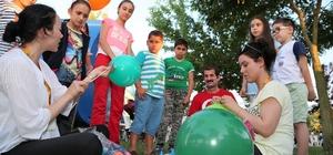 """Çocukların gözünden """"Başiskele'de Ramazan"""""""