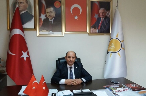 AK Parti Kozlu'dan bayram tebriği