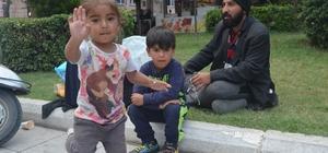 Aydın'daki Suriyeli ailenin yürek burkan dramı