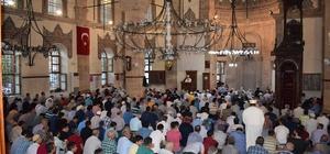 Malatya'da Bayram namazı ve şehitlik ziyareti