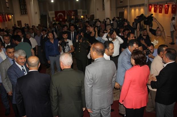 Adana'da bayramlaşma