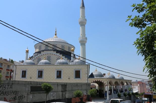Güzeltepe Camii ibadete açıldı