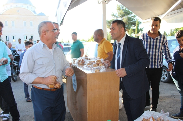Adıyaman Belediyesi'nden Bayram Namazı Sonrası İkram