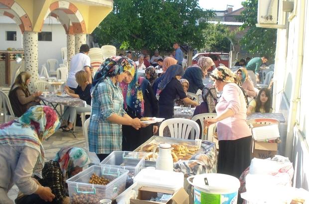 Sarıgöl'de cemaatin bayram kahvaltısı geleneği