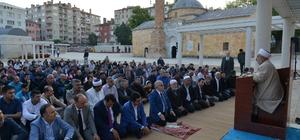 Kırşehir protokolü bayramlaştı