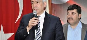 AK Parti Diyarbakır Milletvekili Galip Ensarioğlu: