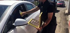 Malazgirt polisinden şeker tadında uygulama