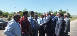 Milletvekili Şimşek, Malazgirt'te halkın bayramını kutladı