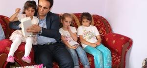 Kaymakamı ve Belediye Başkan Vekili Dündar'dan şehit ve gazi ailelerine bayram ziyareti