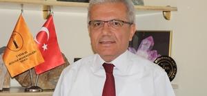 """Tatar: """"Deprem zararlarının azaltılması için göreve hazırız"""""""