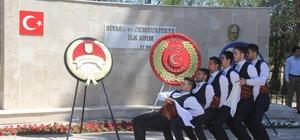 Atatürk'ün Sivas'a gelişinin 98'inci yıldönümü kutlandı