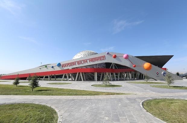 Büyükşehir'den bilim kampı