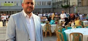 Samsun'da imam hatipliler pilav gününde buluştu