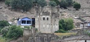 Tarihi Arpaz Kalesi restore edilecek