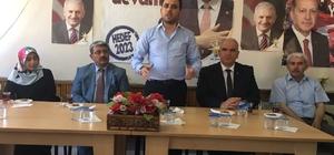 Milletvekili İshak Gazel: Karalı yürüyüşümüz devam edecek
