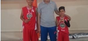 Hakkari 12 Dev Adam Basketbol Okulundan bir başarı daha