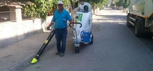 Germencik belediyesi daha temiz bir germencik için çalışıyor