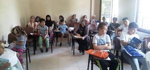 İZMEK'te Kur'an kursu açıldı