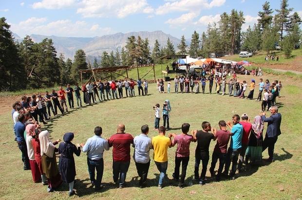 Oltu'da Organik Meyve ve Sebze Festivali