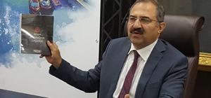 Zonguldak'ın kurumsal kimlik logosu kelebek oldu