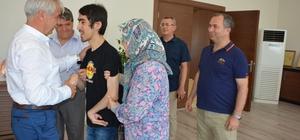 Murat Can, engellilerin bilgisayar kullanımını kolaylaştırmak için çalışıyor