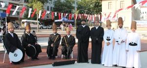 Kültür Tepesi 2. etap açıldı