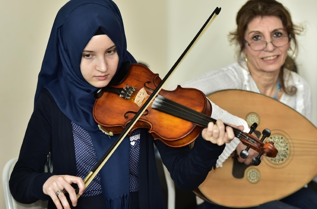 Mamak Kültür Merkezi'nde eğitimler başlıyor