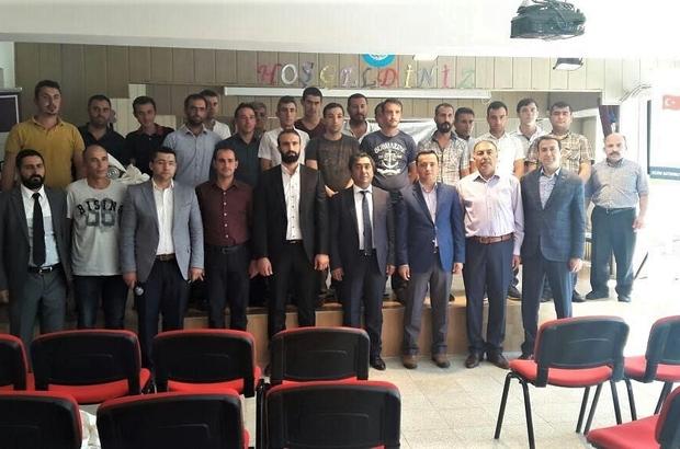 ETÜ'den Kuzey Doğu Anadolu'da eğitim seferberliği