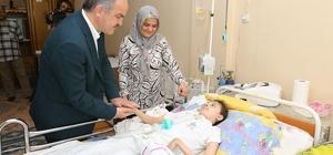 Pamukkale Belediyesinde SP hastasına yardım eli