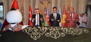 Bilecik Valisi Elban, son ziyaretini Ertuğrul Gazi türbesine yaptı