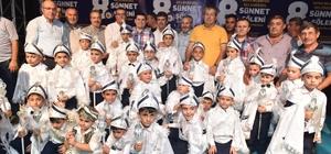 Kepez'de Sünnet Şöleni kayıtları sürüyor
