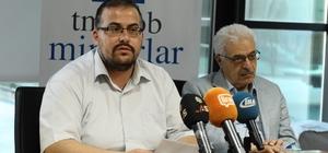 Mimarlar Odası Bursa Şubesi yönetim kurulu üyeleri topluca istifa etti
