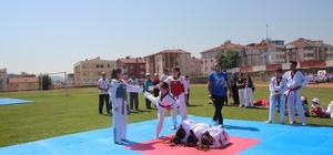 İl Spor Merkezleri açılış töreni gerçekleştirildi