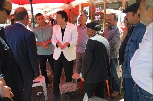 Aydemir: 'Hınıs'a her daim şükran borcumuz var'