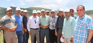 Seydişehir'de kırsal mahalle şenliklerinde festival coşkusu