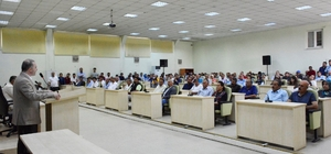 Tuşba Belediyesi'nden bayramlaşma programı