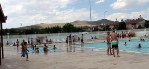 İncesu Belediyesi Yaz Spor Okulunu açtı