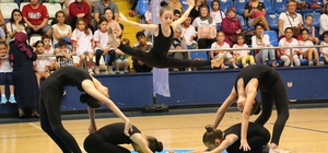 'Yaz Spor Okulları' açıldı