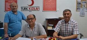 Türk Kızılay'ından ihtiyaç sahiplerine yardım