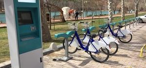Büyükşehir sağlıklı yaşam için Tabiat Parkında 'Akıllı Bisiklet' uygulaması başlatıyor