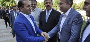 Vali Işık Amasya'ya veda etti