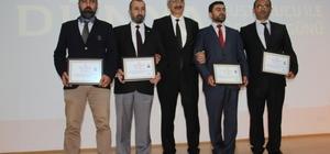 Çorum'da Uyuşturucu ile mücadelede etkin rol alan personel ve kurumlar ödüllendirildi